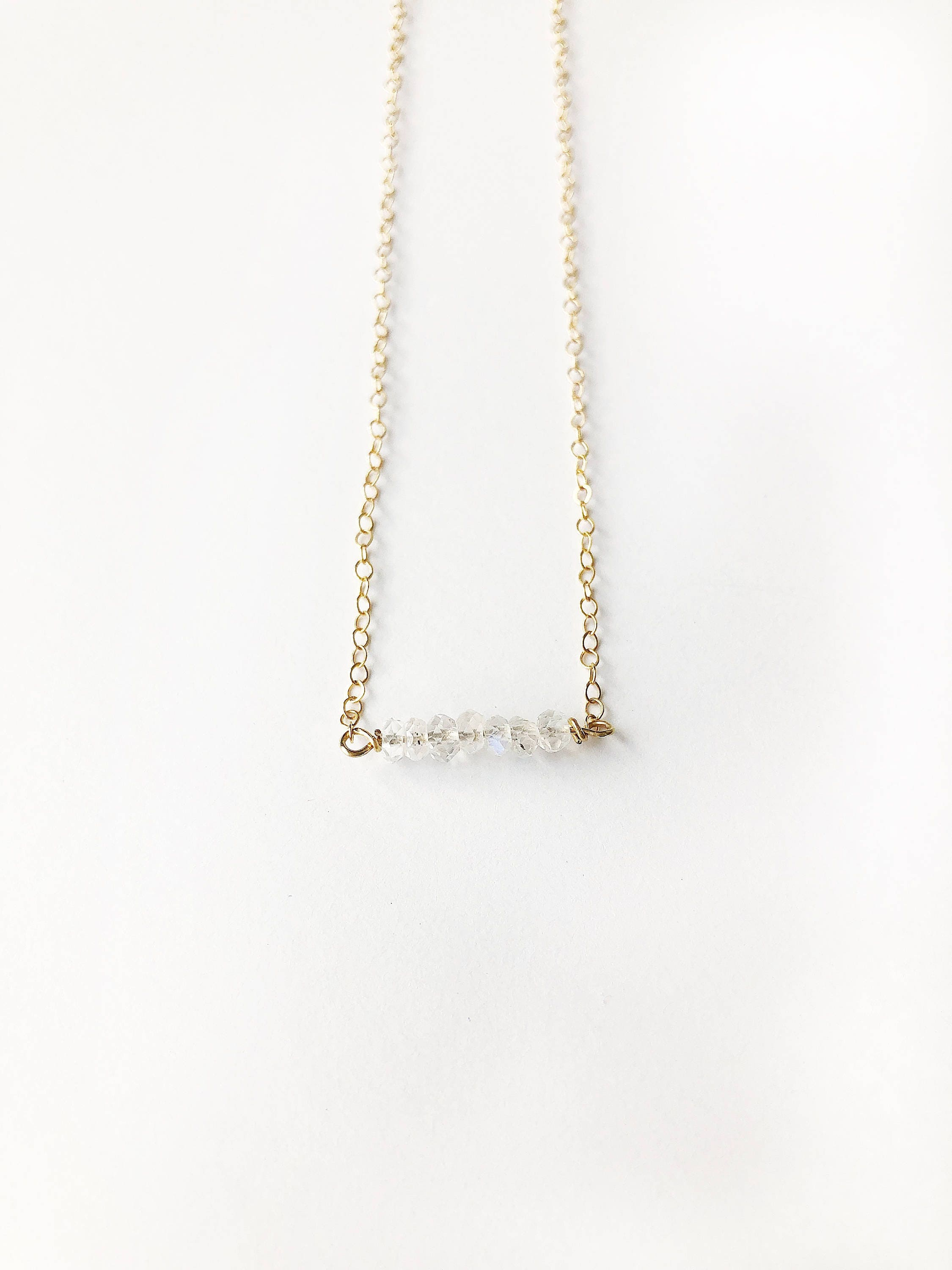 the necklace products charm chain online stella three shop daisy