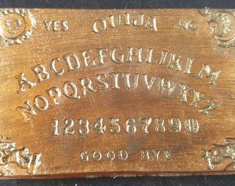 Ouija Board Soap Handmade Artisan Glycerin SLS Free Paraben Free Halloween