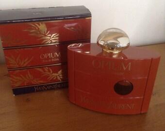 Vintage Opium Eau de Toilette. 120 ml UK sale only