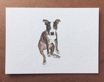 "5 x 7"" Made to Order Watercolor 