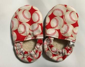 Baseball Booties