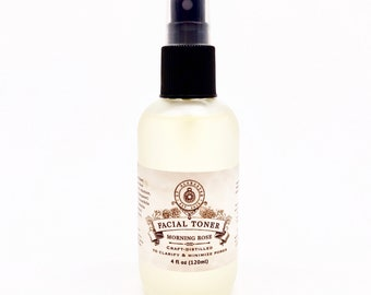Morning Rose Facial Toner