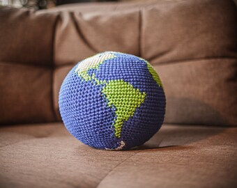 World amigurumi