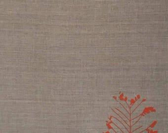 Jacaranda - Linen Tea Towel