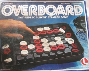 Lakeside's Overboard Strategy Game
