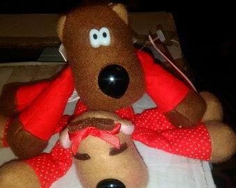 Randy & Ramona Reindeer