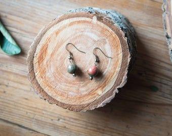 Bohemian Earrings Jewelry Unakita, bohemian earrings Unakita tribal boho hippie chic pendant jewelry by Unakita