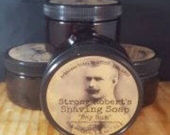 Strong Roberts Shaving Soap