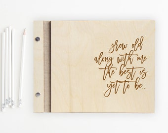 Growing Old Together Guest Book
