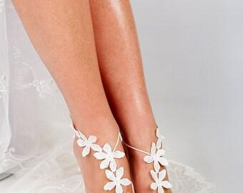 Wedding foot jewelry Etsy