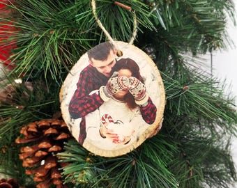 Christmas Ornaments, Basswood Ornament, Ornaments Personalized, Wood Ornament, Custom Ornaments, Ornament, First Christmas, Gifts for Mom