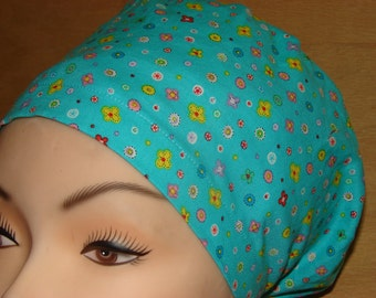 New Vivica Medical Surgical Scrub Hat Vet Nurse Chemo CRNA Surgical Women Caps