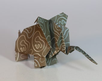 Origami Animal Modelling Kit LARGE | 24 Animal Models | 200 Sheets Origami Paper