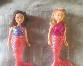 Mermaid Tail Soaps