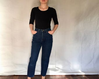 Vintage Classic High Rise Jeans.