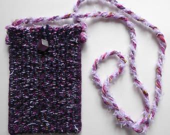 small wiggles handwoven bag