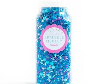 Sweetapolita Mermaid Magic Sprinkle Mix 5.8 oz