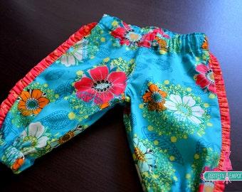 PATTERN Baby & Toddler Harem Pants - PDF Pattern Sewing Pattern - Instant Download - Pattern Emporium