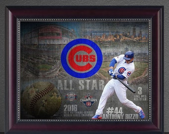 Chicago Cubs Silver Slugger Anthony Rizzo…