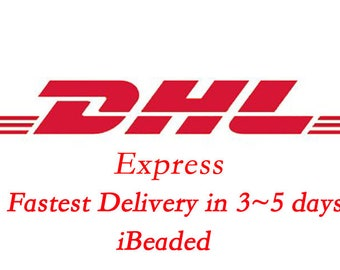 Upgrade Shipping by DHL Express,Please Leave Your Phone Number! Worldwide 3~5 Working Days Deliver
