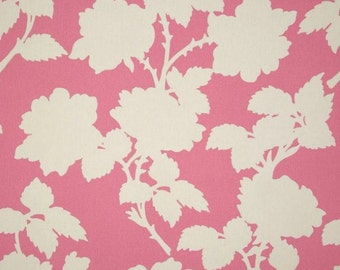 Sale Heather Bailey Garden District Canvas Nouvelle Rose CHHB001 Pink Heavy Fabric Textile HTF. More sales available. 8 Yards Left 1st image