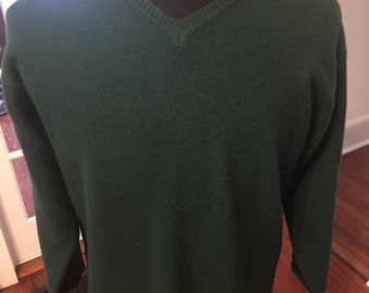 Vintage Men's Woolrich Wool Sweater
