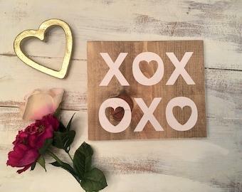 dbc | xoxoxo sign