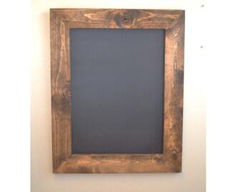 Chalkboard, Rustic Chalkboard, Framed Chalkboard, Kitchen Chalkboard, Chalkboard Sign, Menu Board, Gift for Her, Pregnancy Sign