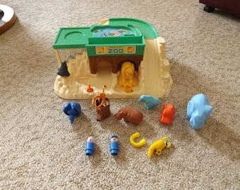 Fisher Price Zoo