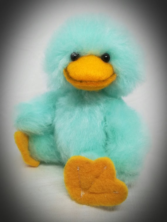 Gustl the Duck