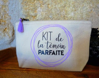 Perfect - witness Kit Kit kit witness - Kit witness - witness Survival Kit