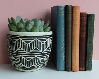 Vintage books, book bundle for home decor or library