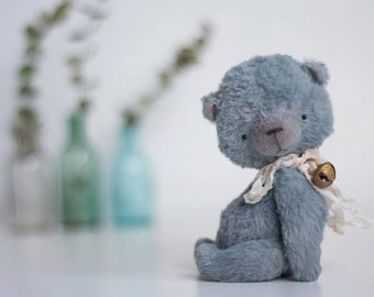 Sewing pattern for 5,5 inch Bear PDF