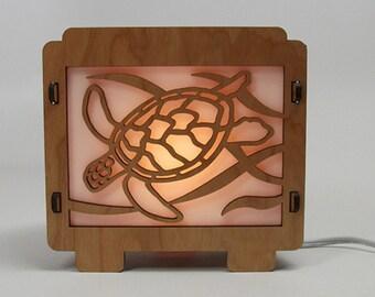 Sea Turtle Lamp Night Light