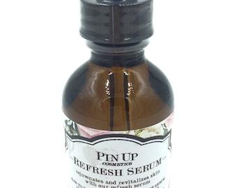 Pin Up Cosmetics Lavender & Grapefruit Serum/Softens fine lines/Vegan Skin Care