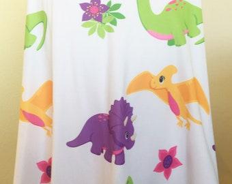Dinosaur dress (3T)