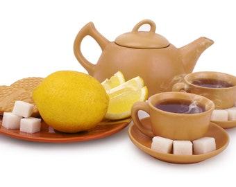 Tea Teabags 50 Gingerbread black tea Hand Blended teabags holidays
