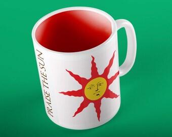 Praise The Sun Sunlight Coffee Mug from ZanzibarLand