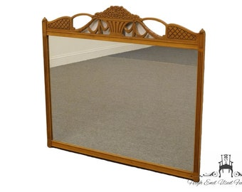 RWAY FURNITURE Country French 42x37 Dresser / Wall Mirror 402