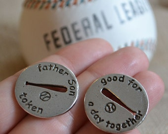 Father and Son Tokens (SIX tokens)