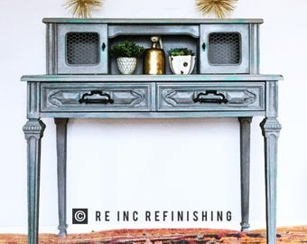 Country Chic Writing Desk