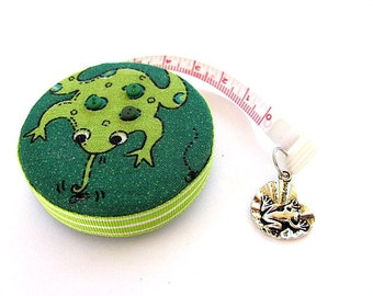 Tape Measure Frogs and Shapes Retractable Measuring Tape