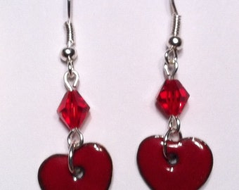 Little Hearts earrings