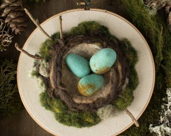 Robin's Nest, Wall Art