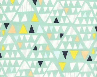 Art Gallery Fabrics Morning Walk Mojave Aloe - Half Yard