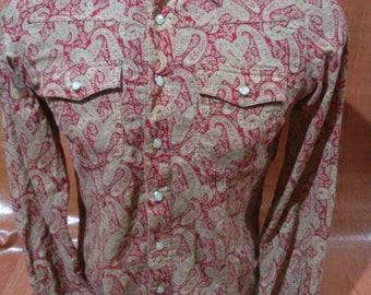 Vintage Tommy Hilfiger Shirts Vintage Tommy Hilfiger Paisley Shirts