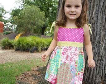 30% OFF Jennifer Paganelli Girls swing dress size 3 - 4