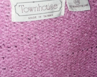 Vintage Pink Sweater by Townhouse