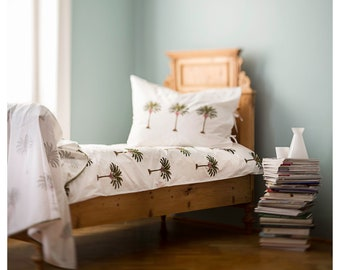 Palm Tree Pillow Covers