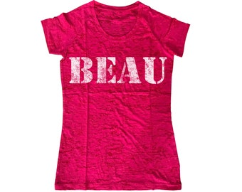 24P Women's Burnout Shirt Active Casual Beautiful Pattern Comfortable Cool Breathable Lightweight.
